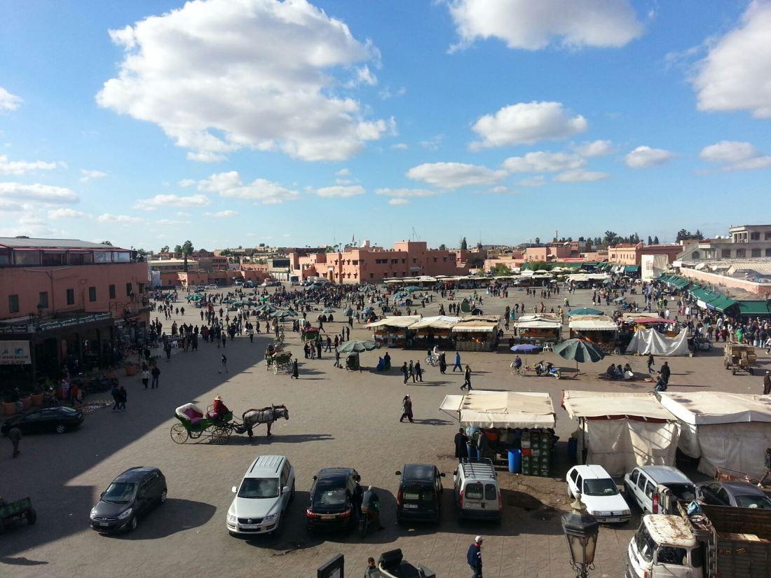 Marrakech Anias de Moras